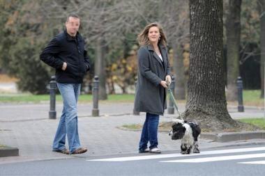 Lenkijos prezidento dukra - labiausiai saugoma studentė šalyje