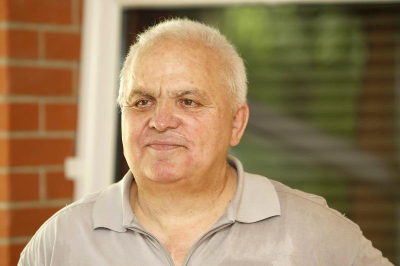 Mirė Klaipėdos sunkiosios atletikos patriarchas A.Eidukas