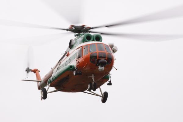 Rusija: sraigtasparnį pagrobę užpuolikai išskraidino iš kalėjimo vyrą