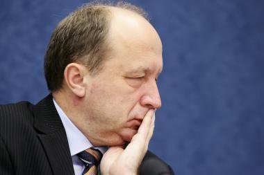 A.Kubilius pasiūlė Baltarusijai pagalbą užtikrinant AE saugumą