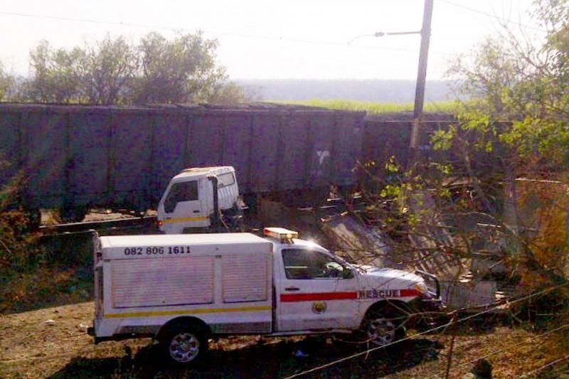 PAR per traukinio avariją žuvo mažiausiai 30 žmonių