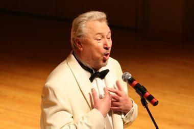 Palangoje - V.Noreikos ir E.Chrebtovo koncertas