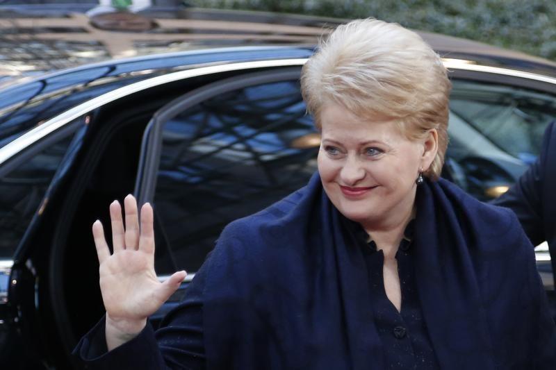 D.Grybauskaitė: 2013-ieji Europai bus lengvesni
