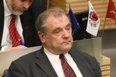 Socialdemokratai apskundė J.Veselką etikos sargams