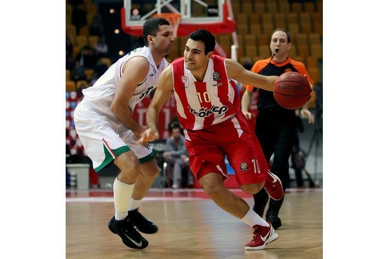 """Eurolyga: mačas tarp """"Olympiakos ir """"Montepaschi"""
