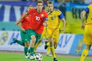 A.Hlebas: baltarusių tikslas - patekti į Europos čempionatą