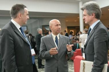 Pasaulio mokslininkai Lietuvoje pristatė pažangiausias tekstilės technologijas