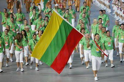 Lietuvių šypsenos iš Pekino (nuotr.)