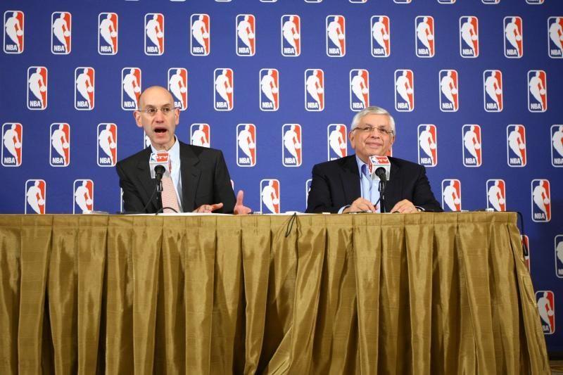 NBA lokautas: šiandien laukia dar vienas svarbus susitikimas