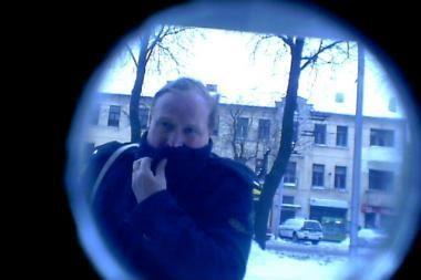 Policija ieško svetimą sąskaitą ištuštinusio vyro