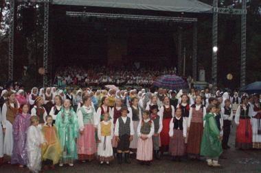 Kauno rajono gyventojai raginami kurti himną