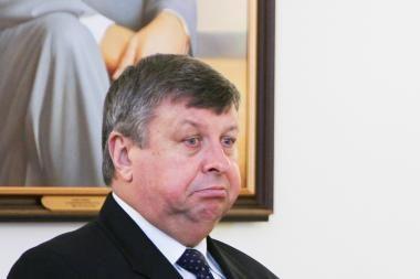 Liberalcentristas J.Liesys neišrinktas Seimo vicepirmininku
