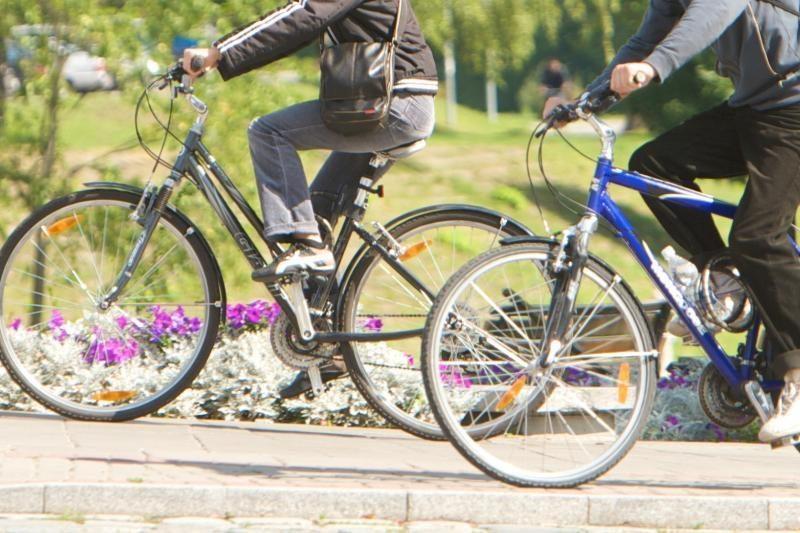 Per dvi savaites policija nutvėrė 254 neblaivius dviratininkus
