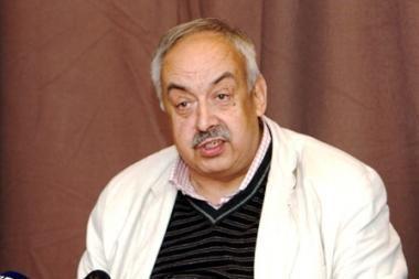 Nacionalinio dramos teatro vadovas A.Večerskis supainiojo interesus