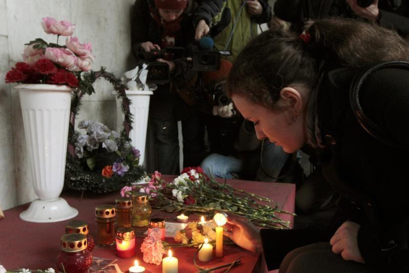 Įvykdyta mirties bausmė sprogdinimo Minsko metropolitene vykdytojui