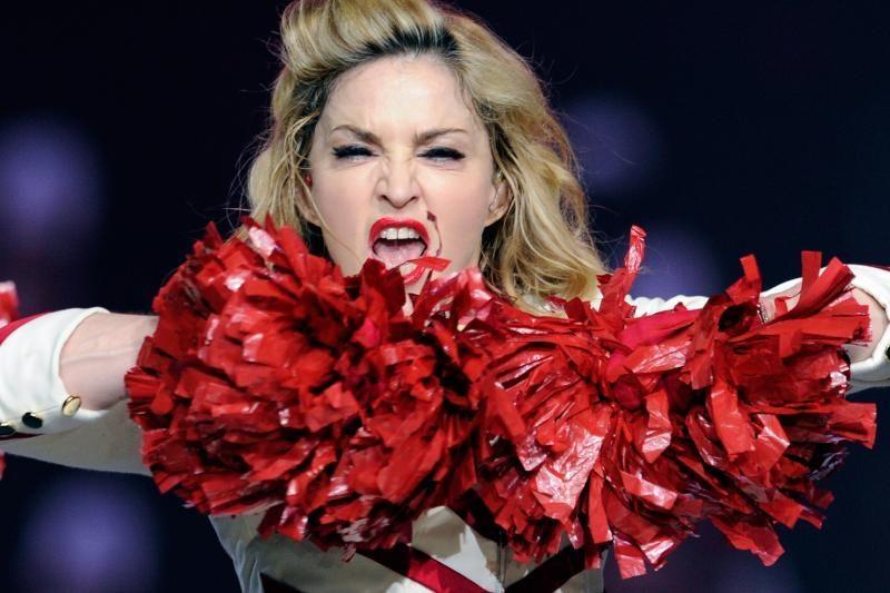 Madonna 2012 metais uždirbo daugiausiai