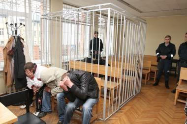 Už benamio egzekuciją paaugliai sulaukė griežtų bausmių