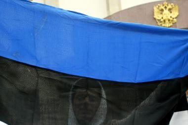 Estijoje policija sulaikė jaunuolį, grasinusį susprogdinti prezidento rezidenciją