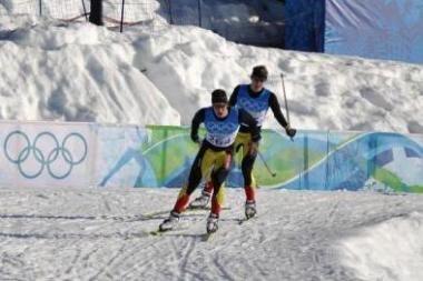 Olimpinės žaidynės baigėsi A.Novoselskiui