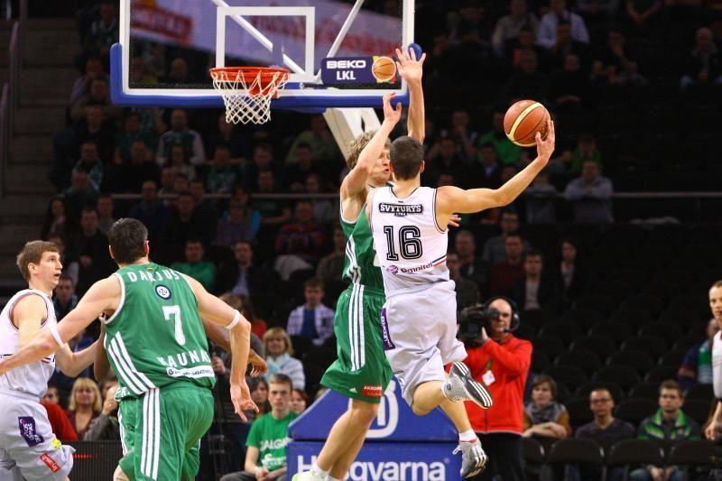 Kels sparnus į NBA? N. Nedovičius sulaukė solidaus įvertinimo