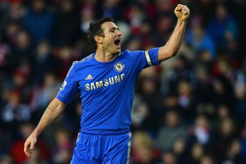 """Chelsea"" ir F. Lampardas ant bangos: sutriuškintas ""Wigan Athletic"""