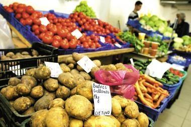Kaimo parduotuvių savininkų ES parama nepasiekia