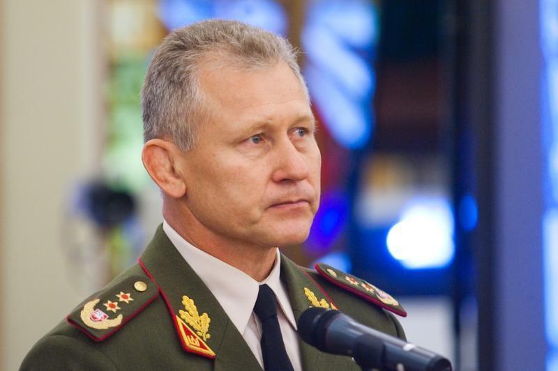Po tyrimų Santariškėse kariuomenės vadas A. Pocius grįžo į tarnybą