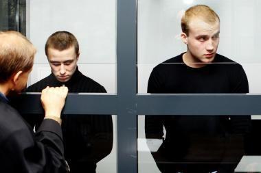 Laisvės alėjoje vaikiną nužudęs D.Vonžodas kalės 18 metų