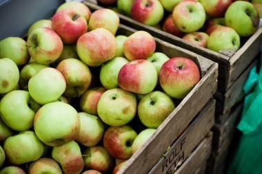 Per metus žemės ūkio produktų supirkimo kainos padidėjo beveik trečdaliu