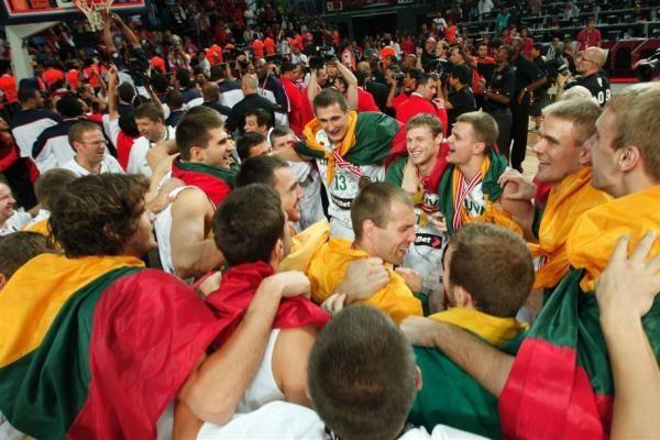 Krepšininkams bus skirtos premijos ir valstybiniai apdovanojimai (dar papildyta 12.20 val.)