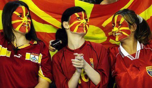 Makedonijos futbolo čempionatą stabdo etninė nesantaika