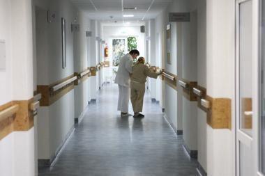Vilniaus ligoninėse atsidūrė mokyklose sumušti mažamečiai