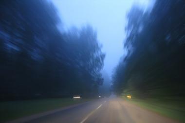 Kelininkai įspėja - eismo sąlygos sudėtingos