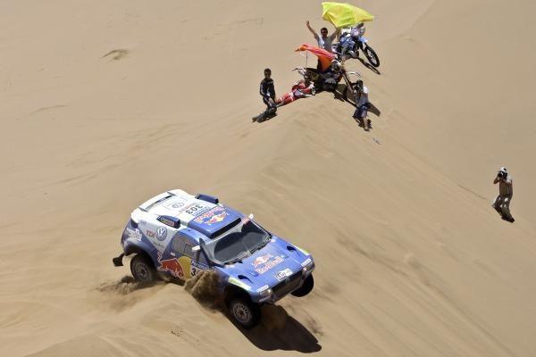 """Aštuntajame """"Dakaro ralio"""" etape – prancūzo bei čiliečio pergalės"""