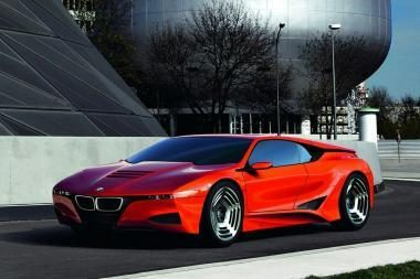 BMW superautomobilis - jau 2012 m.?