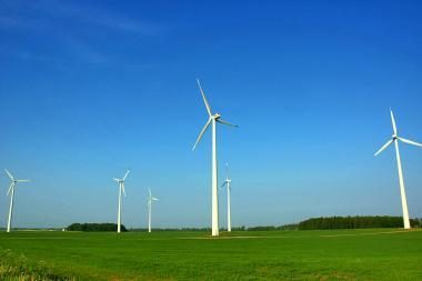 Šiemet Lietuvoje atsiras 30 naujų žaliosios energetikos jėgainių