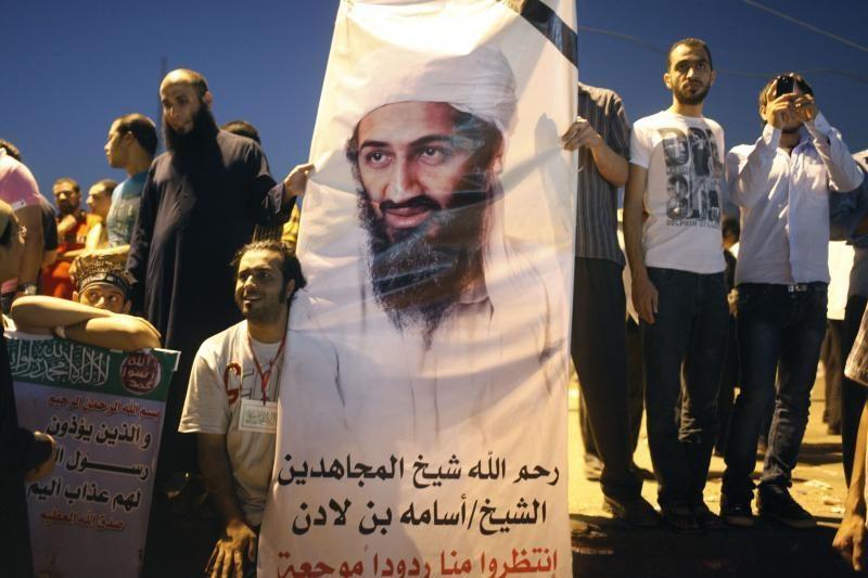 """Rengiamasi pirmojo filmo apie reidą prieš """"al Qaedą"""" lyderį premjerai"""
