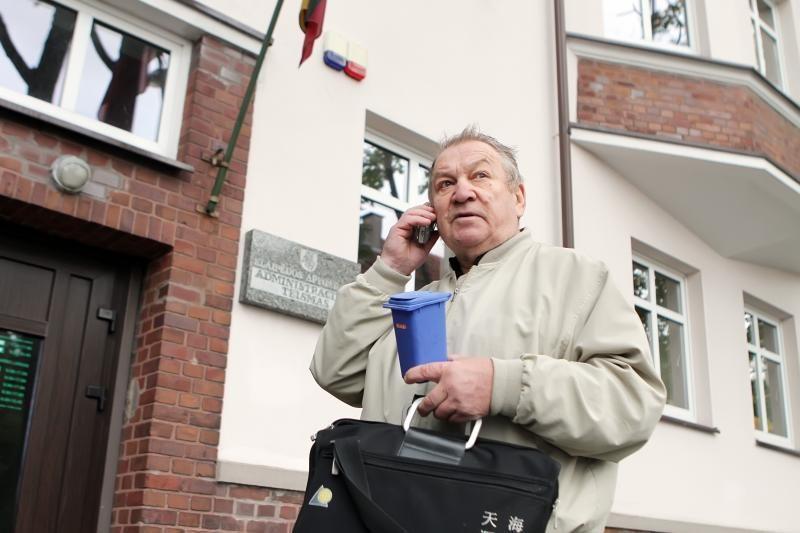 Kalėdų Seneliui Klaipėdos teismas nepadėjo