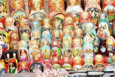 Vilniuje – Rusijos dienos