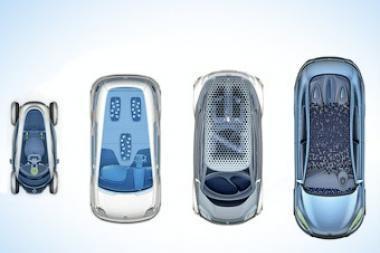 Elektromobilio likimas priklauso nuo baterijos