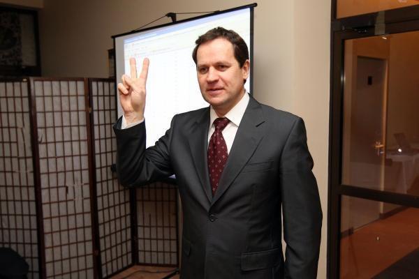 V. Tomaševskis sako, jog LLRA pasiryžusi likti valdžioje