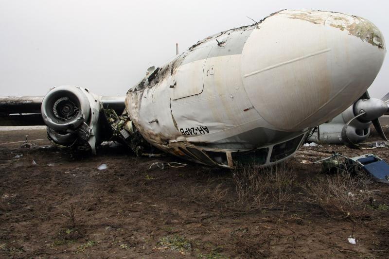 Kongo DR rytuose sudužo lėktuvas, yra daug žuvusiųjų