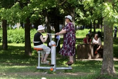Kaip dar labiau atgaivinti Draugystės parką?