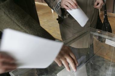 Marijampolėje varžytis dėl laisvos vietos Seime rikiuojasi kandidatų eilė