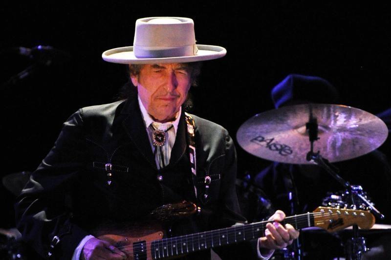 """B.Dylanas per karjeros 50-metį išleidžia albumą """"Tempest"""""""