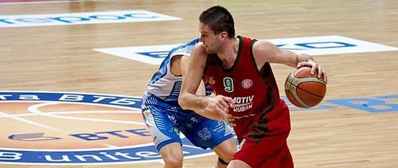 """Krasnodare - skaudus smūgis """"Neptūno"""" krepšininkams"""