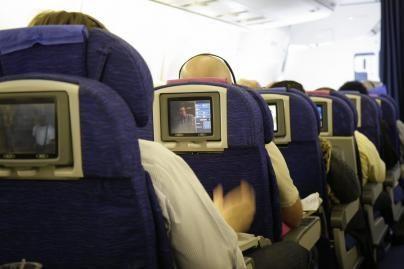 Saugiausios lėktuvo vietos
