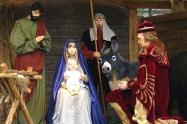 Apie Kristaus gimimą – moksliškai