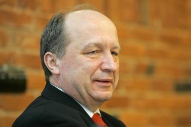 A.Kubilius kalba apie tikėtiną V.Putino atvykimą, vizitą vertina pozityviai