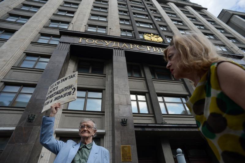 Rusija svarstys įstatymo projektą dėl nevyriausybinių organizacijų